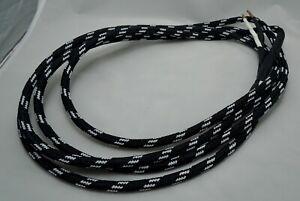 Highend Lautsprecherkabel 4m Inakustik Referenz LS-1102 black&white