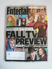Entertainment Weekly #1329/1330 - Fall TV Preview Double Issue - Sep 19/26, 2014