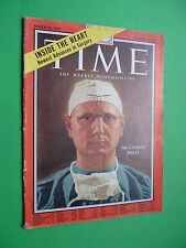 TIME magazine Atlantic 1957 march 25 Dr Charles Bailey RARE VINTAGE ISSUE