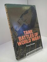 Tank Battles of World War I (Armour in Action S.) by Cooper, Bryan Paperback The