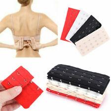 2 3 4 Hook Bra Extender 6 Colours Ladies Bra Extension Strap Maternity Underwear