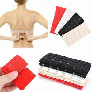 Hook Bra Extender Ladies Bra Extension Strap Maternity Underwear UK SELLER