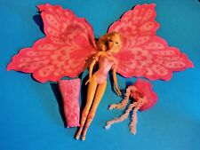 Mattel Elina Barbie Doll Fairytopia Mermaidia Wings & mermaid tail 2004