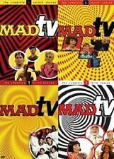 MADtv Mad TV Series Complete Season 1-4 (1 2 3 4) BRAND NEW 15-DISC DVD SET