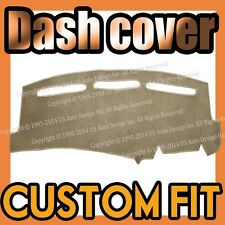 fits 2000-2004  FORD  FOCUS  DASH COVER MAT DASHBOARD  PAD  /  BEIGE