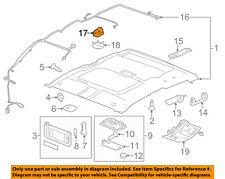 GM OEM Interior-Aspirator 22834330