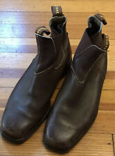 Mens Blundstone Boots 2A49 Walnut Brown  - USA Size 5