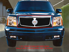 Fedar Fits 2002-2006 Cadillac Escalade Black Replacement Wire Mesh Grille Insert