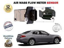 FOR INFINITI M30D M37 3.0DT 3.7 2010->NEW AIR FLOW MASS FLOW METER SENSOR