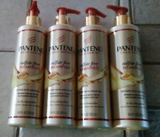 Pantene Pro-V Gold Series Sulfate Free Shampoo with Argan Oil 8.5 fl oz (4 pk)