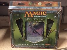 Magic The Gathering Trample Civilization Underfoot Archenemy Deck Sealed MTG