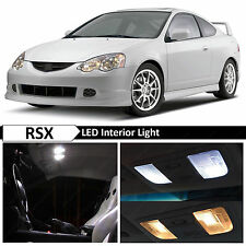 9x White Interior LED Package Kit for 2002-2006 Acura RSX + TOOL