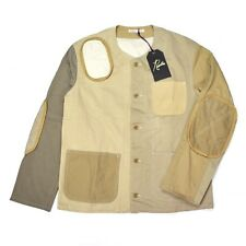 NWT $585 Needles Rebuild Nepenthes JAPAN Men's Hunting Jersey Shirt M AUTHENTIC