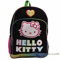 """Collectible Lovely 16"""" Hello Kitty Backpack/Book bags"""