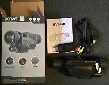 Nachtsichtgerät DENVER NVI-450, Videoaufnahme auf SDKarte