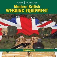 moderne British Sangle EQUIPEMENT par Simon Howlett 9781847971401