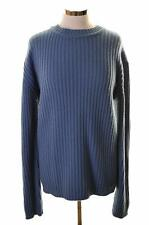 Replay Womens Jumper Sweater Size 20 XXL Blue Wool Nylon