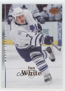 2007-08 Upper Deck Ian White #149