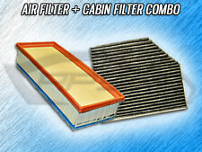 AIR FILTER CABIN FILTER COMBO FOR 2010-2016 AUDI A4 2.0L ONLY