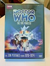 Doctor Who: The Time Monster DVD, 2010 Story No. 64 Jon Pertwee BRAND New!