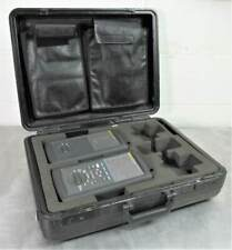 Fluke DSP-2000 Cable Analyzer And Fluke DSP2000SR Smart Remote in Case
