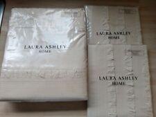 Laura Ashley EVE Super King Duvet Cover & 2 Separate Pillowcases - New & Sealed