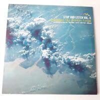 VA: Patrick Forge  - Stop & Listen Vol 4 - Vinyl LP 1st Press EX/EX Deep House