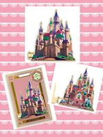 Disney Castle Collection Aurora Castle Pin Sleeping Beauty 6/10 In Hand Perfect.