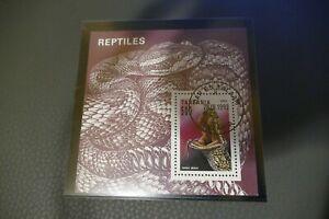 1 Tanzania (Africa) postage stamp miniature 1993 philately kiloware postal