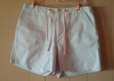 Women's Old Navy Size 12 Light Blue Shorts Flat Front EUC