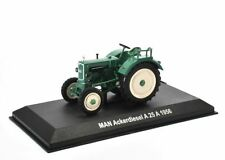 1956 MAN ACKERDIESEL A 25A Tractor - 1/43 scale model by Altaya