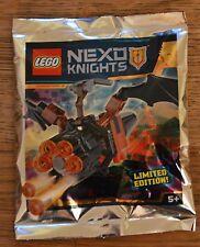 LEGO NEXO CABALLEROS™ Limitada Edición MINIFIGURA fledermaus-flitzer