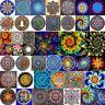 5D DIY Full Drill Diamond Mandala Painting Cross Stitch Home Crafts Gifts Decor