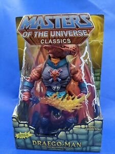 Masters of the Universe Classics MOTUC Draego-Man New in Box