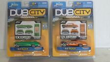 DUB CITY OLD SKOOL 63 BUICK & 63 BUICK    1/64