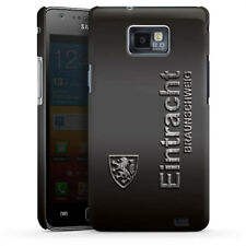 Samsung Galaxy S2 Premium Case Cover - Schrift Metall