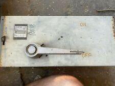 Westinghouse FDPS324R 200 Amp 240 Volt 3 Pole