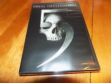 FINAL DESTINATION 5 Five Horror Classic Widescreen DVD SEALED NEW