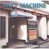 Soft Machine - Somewhere In Soho (Live) (2004)  2CD  NEW/SEALED  SPEEDYPOST