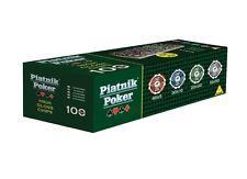 Piatnik Poker 100 High Gloss Chips casino quality pro poker 14g real gamer