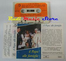 MC IL PAPA ALLE GAMIGLIE 1978 italy EDIZIONI PAOLINE MEP 194 no cd lp dvd