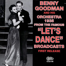 Benny Goodman-Let's Dance 1935 [european Import] CD NEW