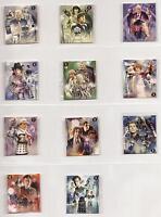 Doctor Who 50th Anniversary - RARE Bonbon Buddies 11 sticker set