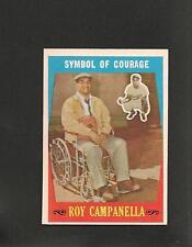 1959 Topps # 550 Roy Campanella NM-MT