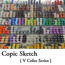 NEW Too Copic Sketch Marker Pen [ V Color Series ] Free S/H Japan Violet drawing