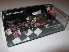 1:43 McLaren Mercedes MP4/26 L. Hamilton 2011 530114313 Minichamps OVP new
