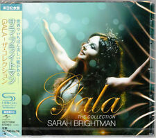 SARAH BRIGHTMAN-GALA - THE COLLECTION -JAPAN SHM-CD Bonus Track F81