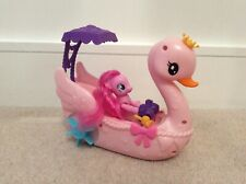 My Little Pony Explore Equestria Pinkie Pie Row & Ride Swan Boat