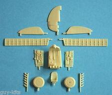 Set de détaillage pour CURTISS P-40 - KIT REDUX 1/48 N° 48002