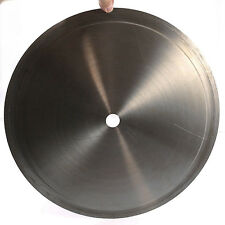 "16"" SINTERED Diamond Saw Blade Lapidary Rock Slab Trim Arbor 25 mm Bushings 5/8"""